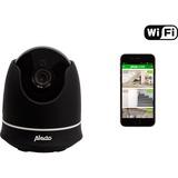 Alecto DVC-155IP Draadloze IP camera beveiligingscamera Zwart, WiFi
