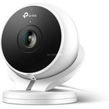 TP-Link Kasa Cam Outdoor KC200 netwerk camera Wit/zwart