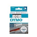 Dymo D1 standaard labels, 19mm x 7m printlint