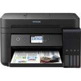 Epson EcoTank ET-4750 all-in-one printer Zwart, Printen, Scannen, Kopiëren, Faxen, WLAN
