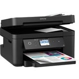 Epson WorkForce WF-2860DWF all-in-one printer Zwart, Printen, Scannen, Kopiëren, Faxen, WLAN