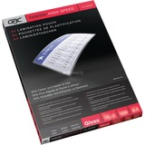 GBC HighSpeed Lamineerhoezen folie A4, 100 stuks, 2x125 micron