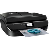 HP OfficeJet 5230 All-in-one all-in-one printer Zwart, USB/WLAN, Scan, Kopie, Fax