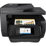 HP OfficeJet Pro 8725 All-in-One printer Zwart, Printen, Kopiëren, Scannen, Faxen