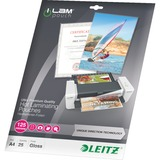 Leitz iLAM UDT warm lamineerhoezen A4, 125 micron folie 25 stuks, gloss