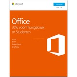 Microsoft Office Home and Student 2016 software Nederlands