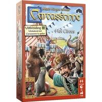 999 Games Carcassonne: Het Circus uitbreiding