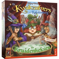999 Games De Kwakzalvers van Kakelenburg: De Kruidenheksen Uitbreiding