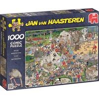 Jumbo Jan van Haasteren - Dierentuin Artis puzzel 1000 stukjes