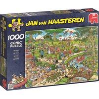 Jumbo Jan van Haasteren - Het park puzzel 1000 stukjes