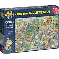 Jumbo Jan van Haasteren - Het tuincentrum puzzel 1000 stukjes