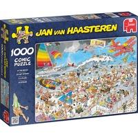 Jumbo Jan van Haasteren - Op het strand puzzel 1000 stukjes