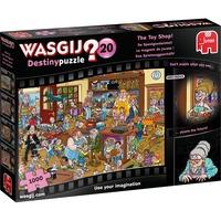 Jumbo Wasgij? Destiny 20 - De Speelgoedwinkel! puzzel 1000 stukjes