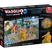 Jumbo Wasgij? Mystery 14 - De jachthond van Wasgijdorp puzzel 1000 stukjes