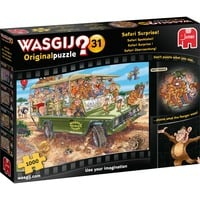 Jumbo Wasgij? Original 31 - Safari spektakel! puzzel 1000 stukjes