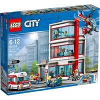 LEGO City - LEGO City ziekenhuis 60204
