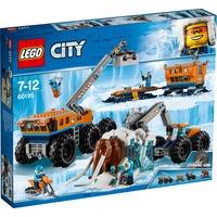 LEGO City - Mobiele onderzoeksbasis op de Noordpool 60195