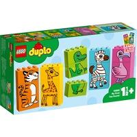LEGO DUPLO - Mijn eerste leuke puzzel 10885
