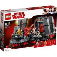 LEGO Star Wars - Snoke's troonzaal 75216