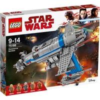 LEGO Star Wars - Verzetsbommenwerper 75188