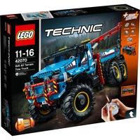 LEGO Technic - 6x6 allterrain-sleepwagen 42070