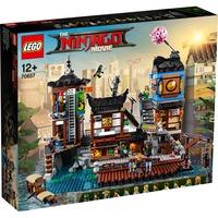 LEGO The Ninjago Movie - Ninjago City haven 70657
