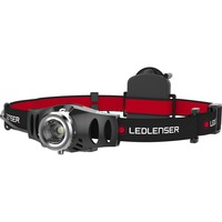 Ledlenser Hoofdlamp H3.2 ledlamp Zwart/rood