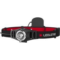 Ledlenser Hoofdlamp H5 ledlamp Rood