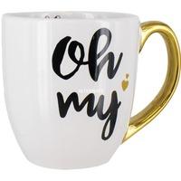 Paladone Disney: Minnie Mouse Mug mok Wit/goud