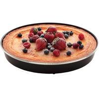 Whirlpool Large Cake Plate AVM280/1 bakblik Zwart/zilver