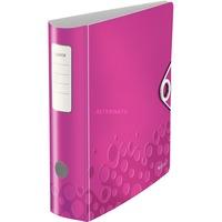 Leitz 180° Active WOW ordner Pink, 75 mm