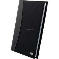 Rexel Soft Touch Displayboek Combo Zwart, A4, 36 hoezen