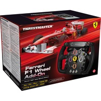 Thrustmaster Ferrari F1 Wheel Add-On Zwart/zilver, PlayStation 3, PC