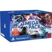 Sony PlayStation VR Megapack vr-bril incl. camera + VR Worlds + Skyrim VR + DOOM VFR + Astro Bot + WipEout, CUH-ZVR2