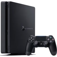 Sony Sony PlayStation 4 Slim         500GB bk spelconsole Zwart