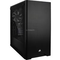 ALTERNATE Thunderstorm GM950 pc-systeem Zwart, 8 GB, RTX 2060, Gb-LAN, Win 10