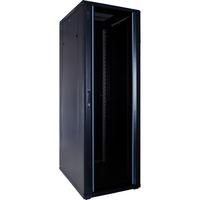 DSI 37U serverkast met glazen deur - DS6837 server rack Zwart, 600 x 800 x 1800mm