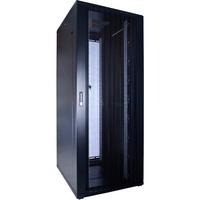DSI 42U serverkast met geperforeerde deur - DS8042PP server rack Zwart, 800 x 1000 x 2000mm