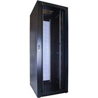 DSI 47U serverkast met geperforeerde deur - DS8047PP server rack Zwart, 800 x 1000 x 2260mm