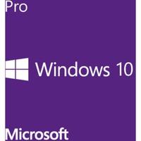 Microsoft Windows 10 Pro 64bit software Engels