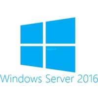 Microsoft Windows Server 2016 Standard ADD. Licentie software Engels, één licentie voor vier Cores