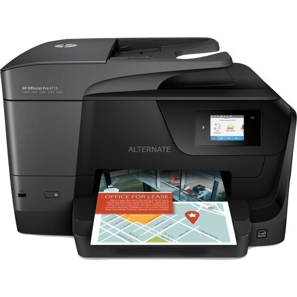 Officejet Pro 8715 All In One Printer