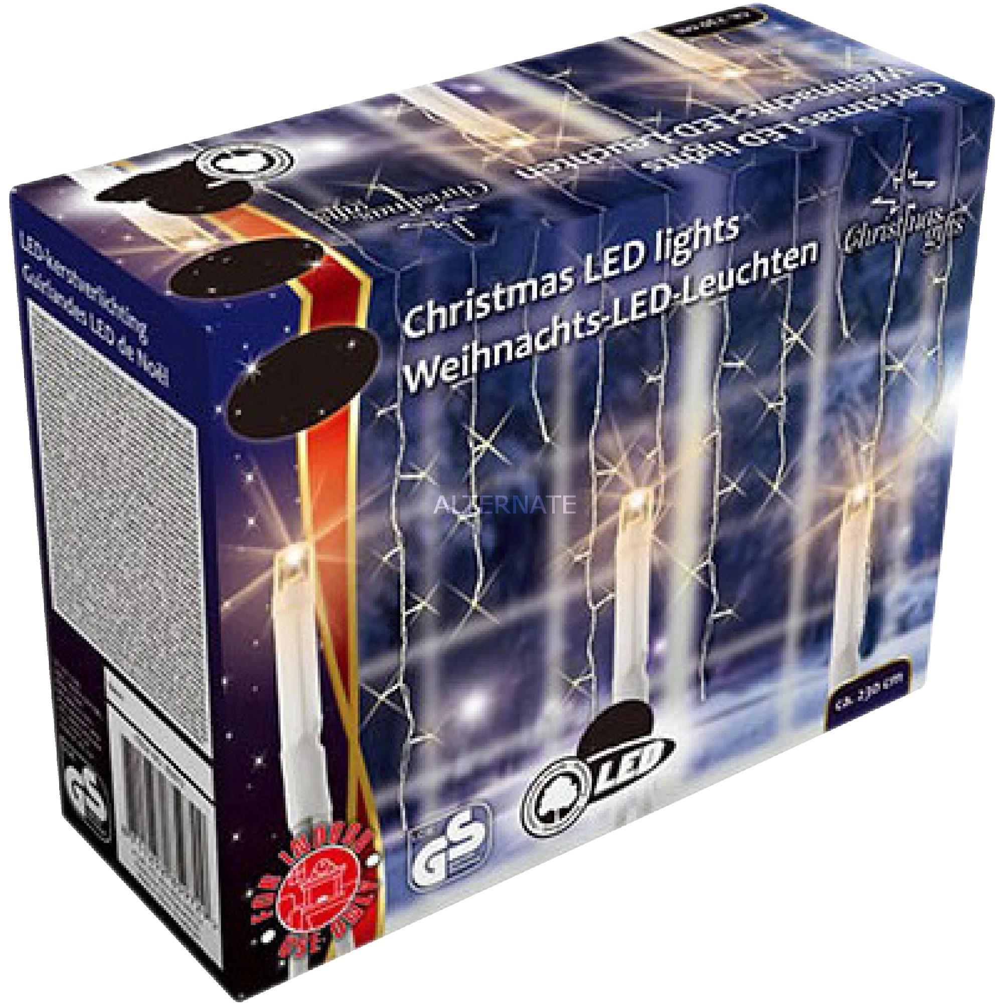 Kerstverlichting 160 Led Warm Wit 2 3m Sfeerverlichting