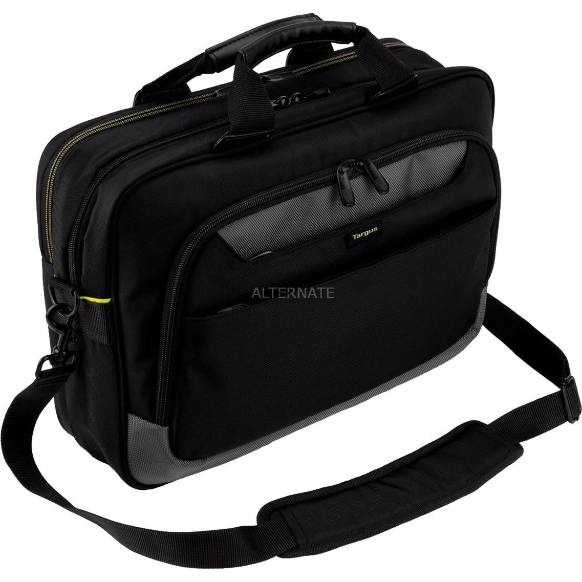 Targus CityGear 15-17.3 Topload Laptop Case tas Zwart 5ef5a83f3b
